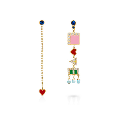 """All You Need"" Earrings"