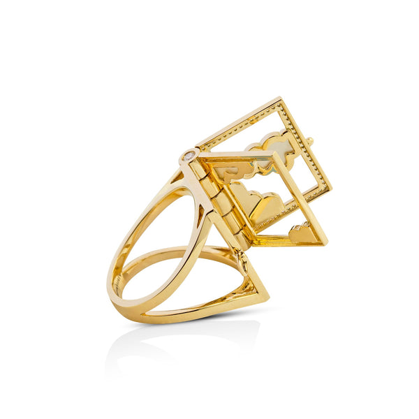 """Dreampedia Ring"""