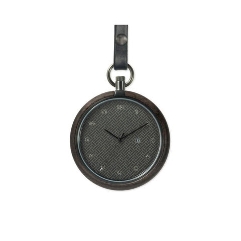 """Memento Midnight"" Pocketwatch"