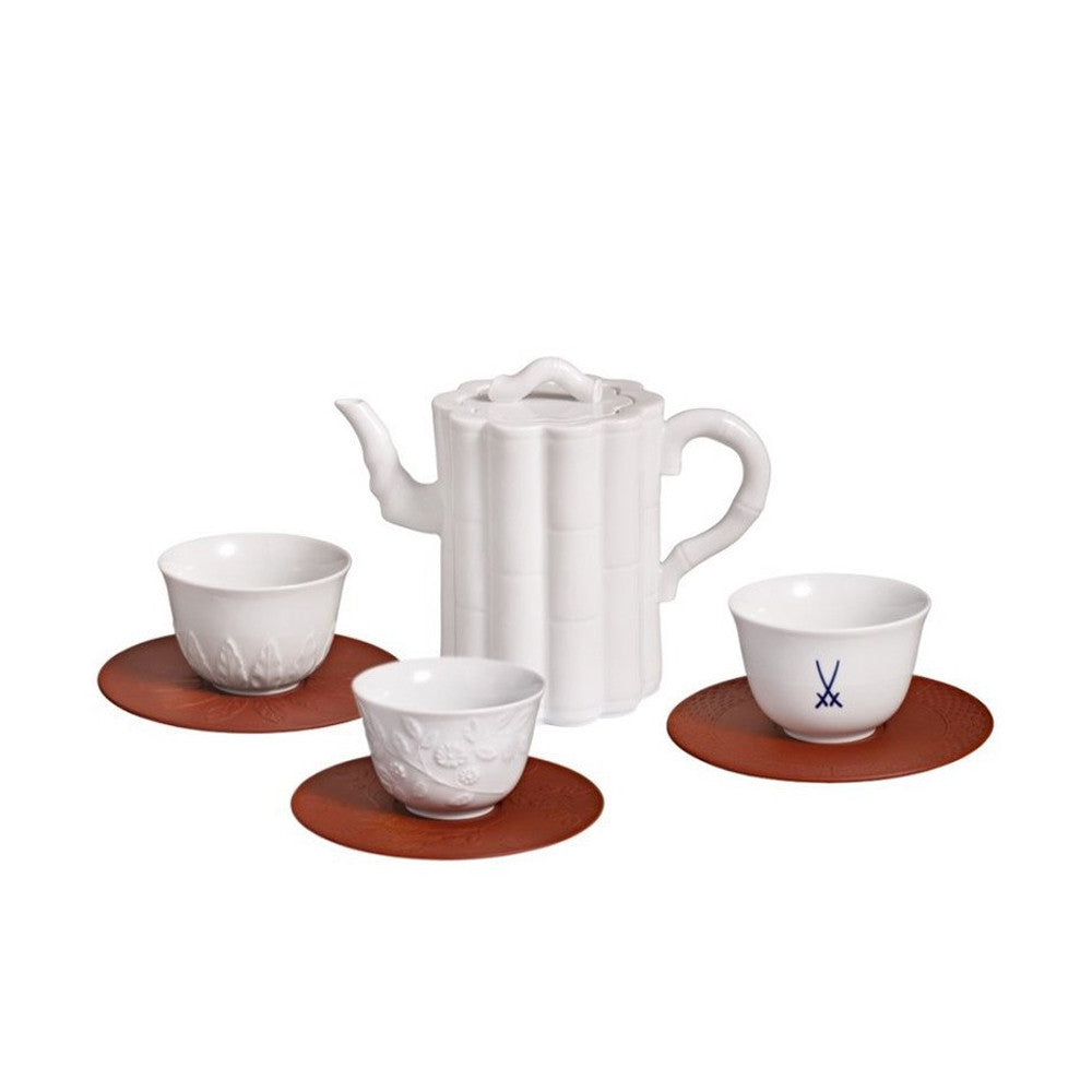 """Arrangement Zen"" Tea Set"