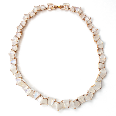 """Moonstone Necklace"""