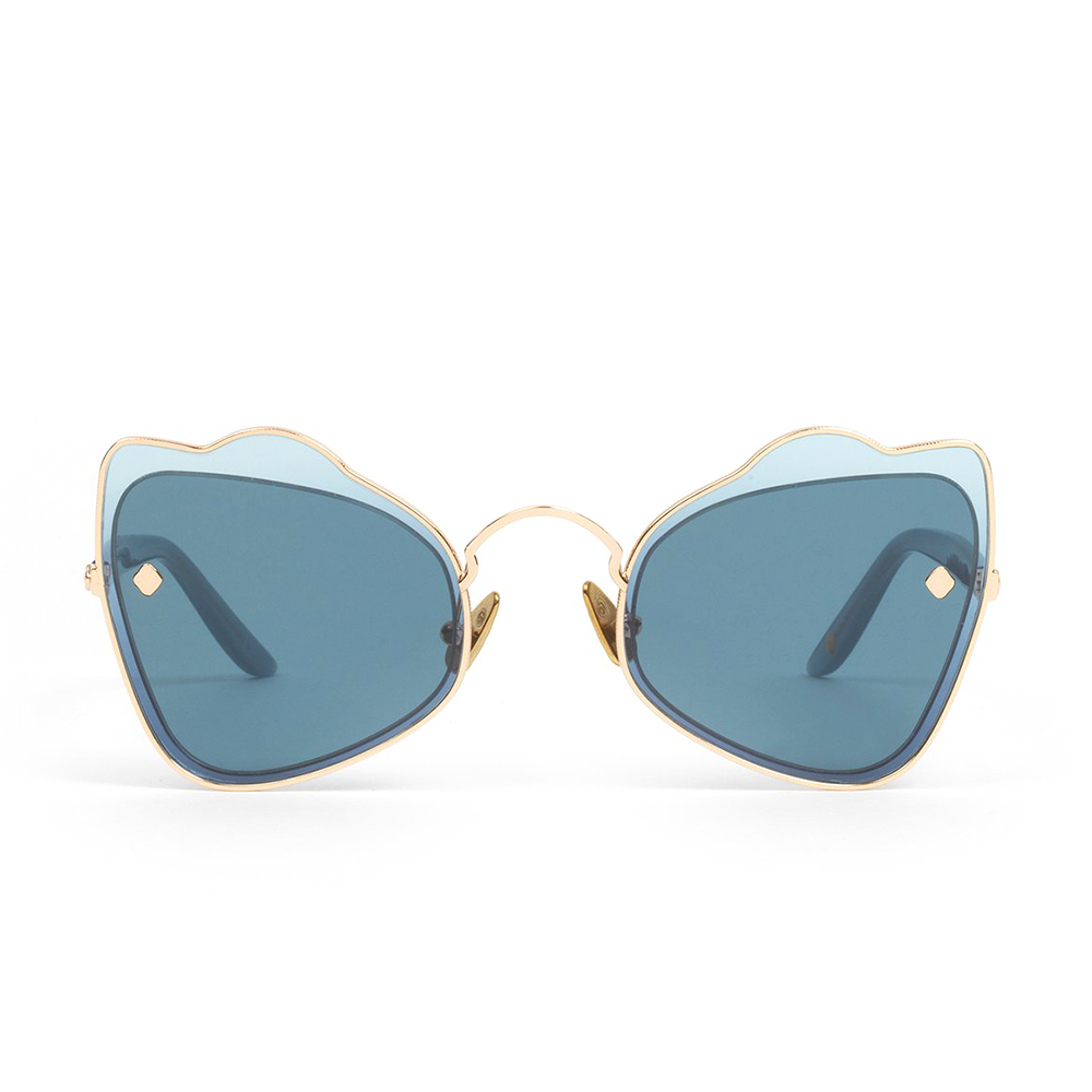 """Odyssey"" True Blue Sunglasses"