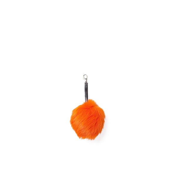 "Orange ""YOYO"" Keychain"
