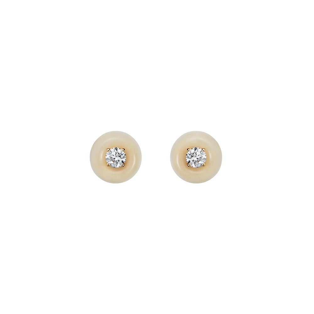 """Orbit Large Studs"" Tagua"