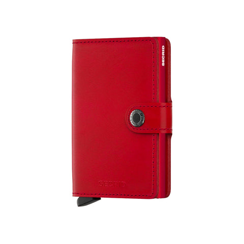 """ORIGINAL MINI-WALLET"" RED"