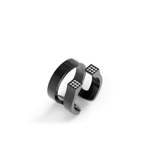 """Two Bands"" Ring"