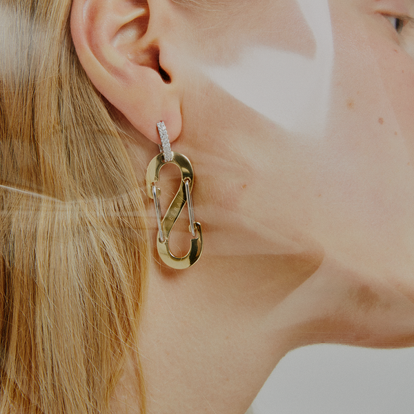 """ROMY BIG"" EARRING"