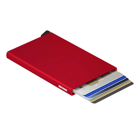 RED CARDPROTECTOR