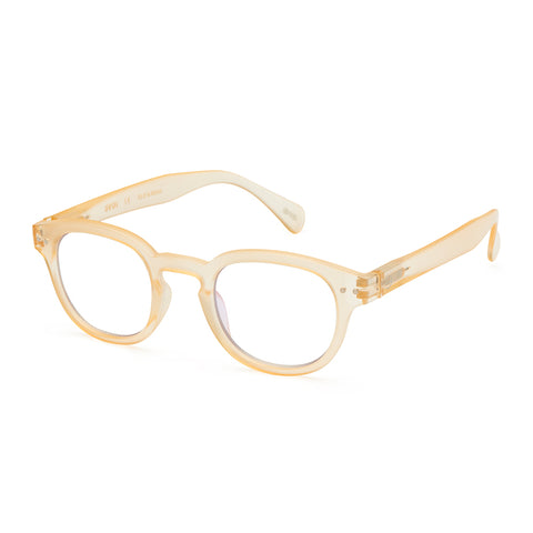 """C"" Fool's Gold SCREEN Glasses"