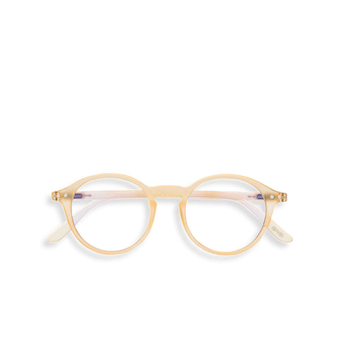 """D"" Fool's Gold SCREEN Glasses"