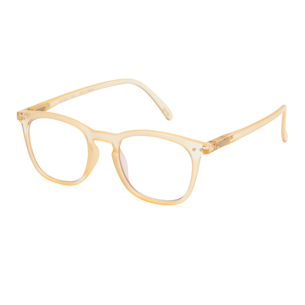 """E"" Fool's Gold SCREEN Glasses"