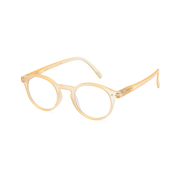 """H"" Fool's Gold SCREEN Glasses"