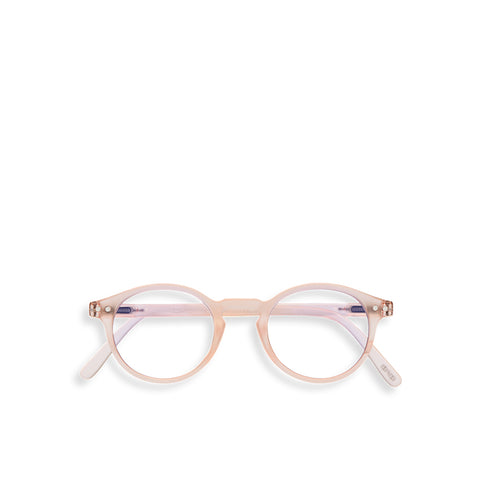 """H"" Rose Quartz SCREEN Glasses"