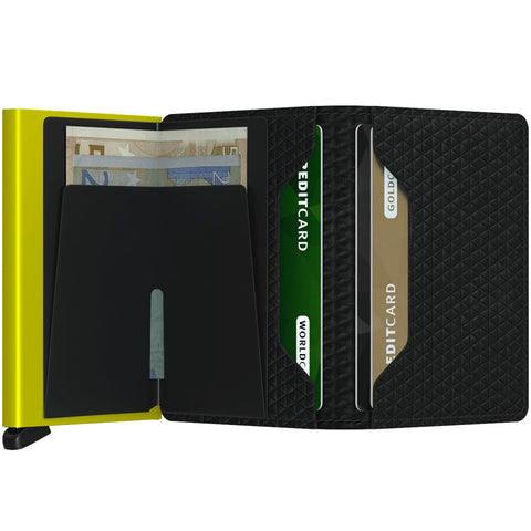 """Diamond Slimwallet"" Black"