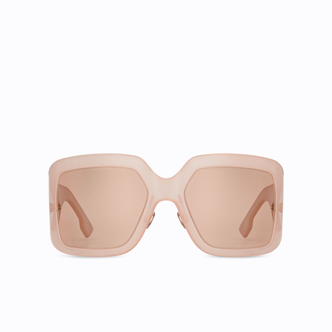 """Solight 2"" Pink Sunglasses"
