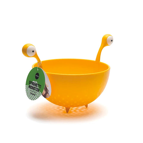 """SPAGHETTI MONSTER"" Colander"