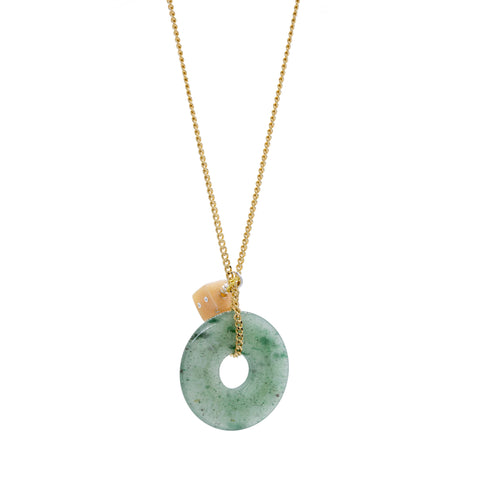 """Donut"" Necklace"