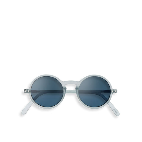 """G"" Frosted Blue Sunglasses"