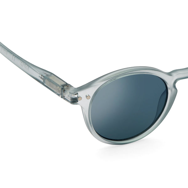 """H"" Frosted Blue Sunglasses"