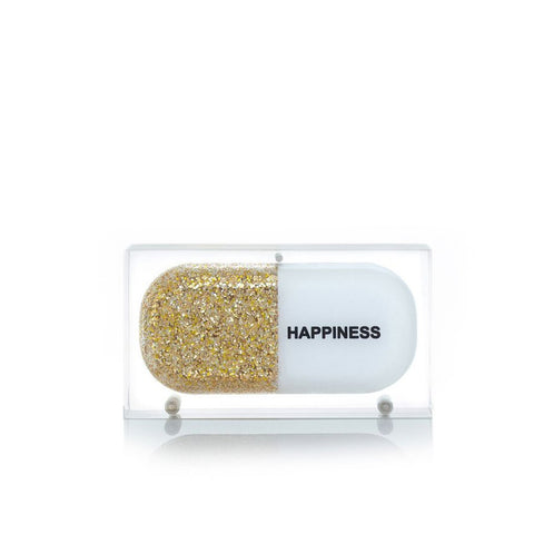 """Happiness Pill"" Clutch"