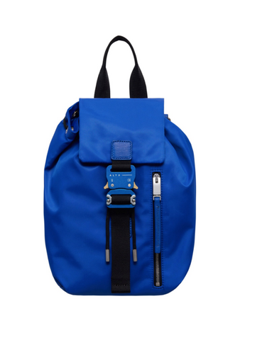 """Baby-X"" Blue Backpack"