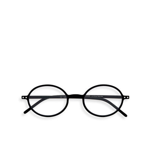 """SLIM"" Black Reading Glasses"
