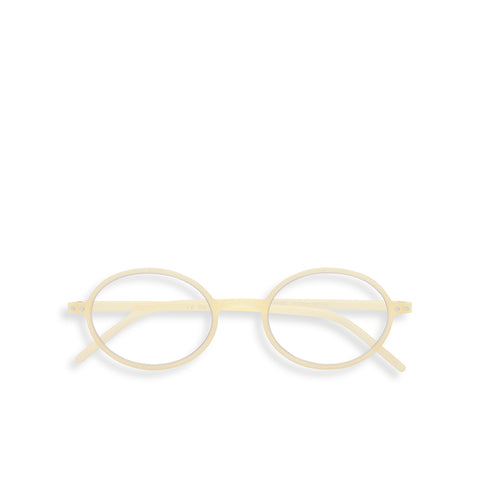 """SLIM"" Cream Reading Glasses"