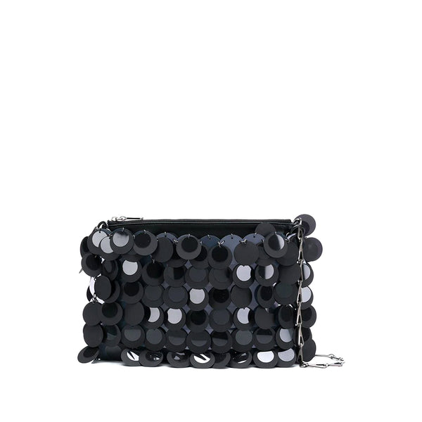 """Sparkle 1969"" Black Clutch"