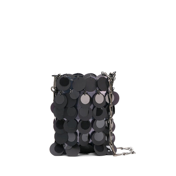 """Sparkle Mini 1969"" Black Bag"