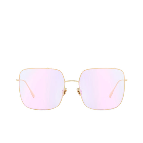 """Stellaire 1/S"" 000 Rose Gold Sunglasses"