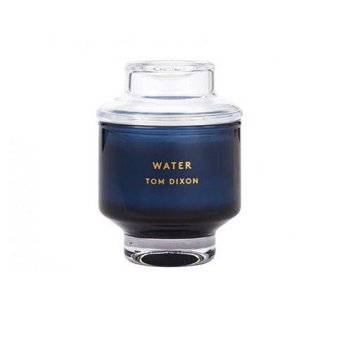 """Water"" Medium Candle"