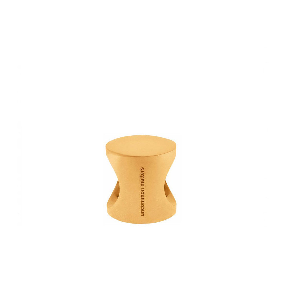 """Cylindric Gold"" Ring"