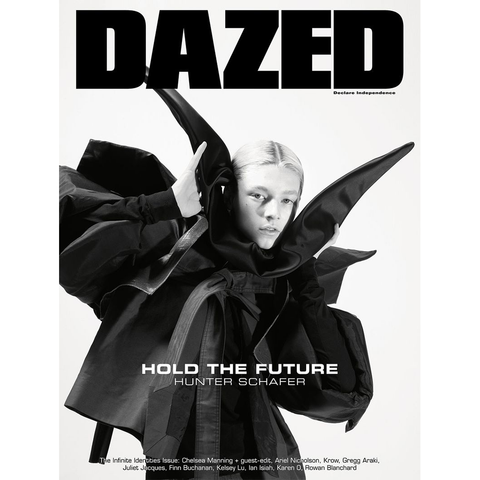 Dazed & Confused Vol. 4 Spring/Summer 2019 ft. Hunter Schafer