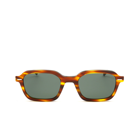 """TECHNICITY 1"" Light Havana Sunglasses"