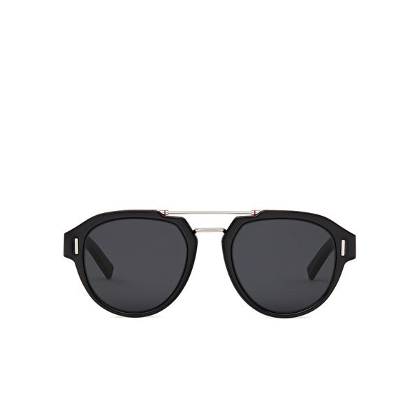 """FRACTION 5"" Black Sunglasses"