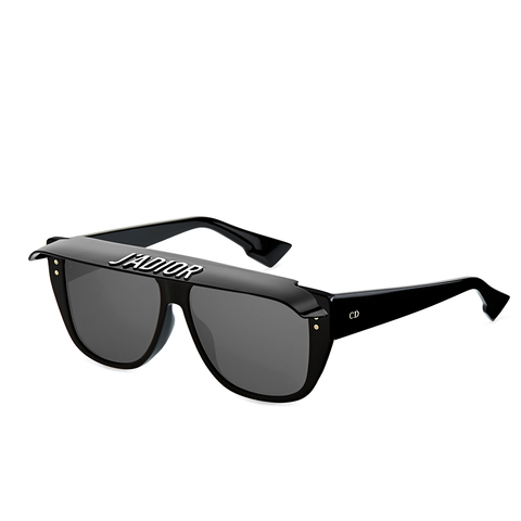 """DIOR CLUB2/S"" Black Sunglasses"