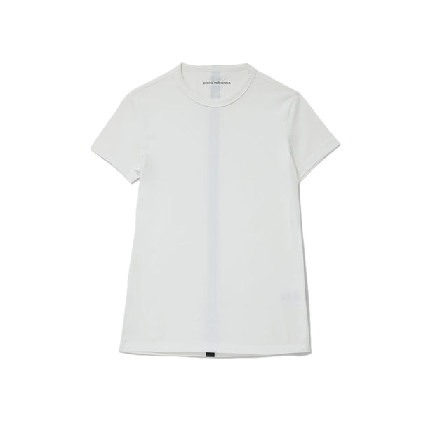 """BODY LINE"" WHITE T-SHIRT"