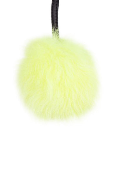 "Acid Yellow ""YOYO"" Keychain"