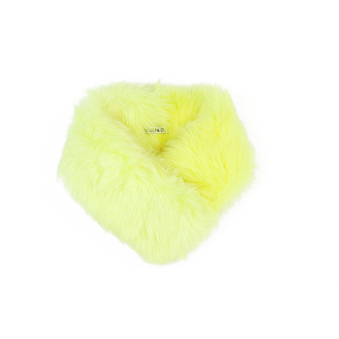 """Haris Collar"" Acid Yellow"