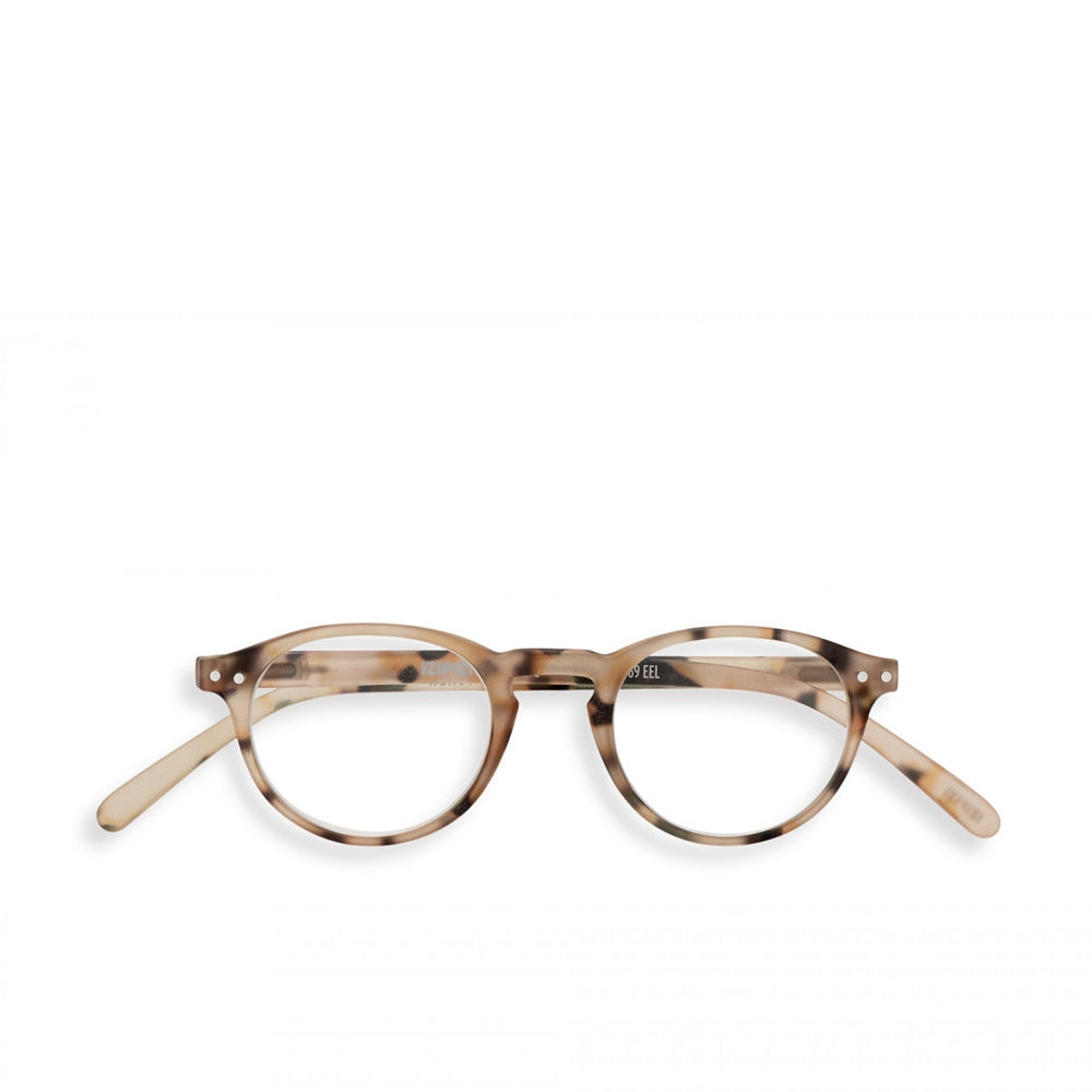 """A"" Light Tortoise Reading Glasses"