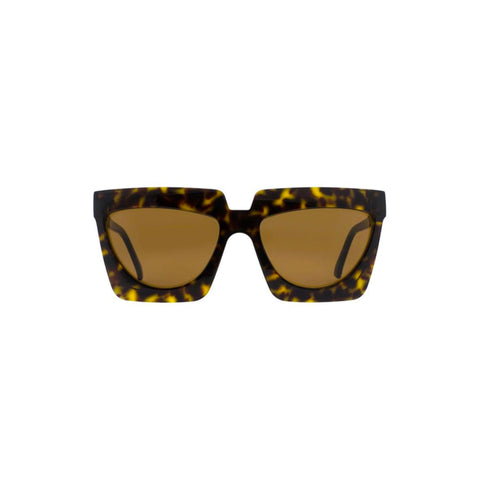 """Adele"" Brown Sunglasses"