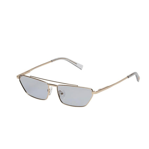 """Electricool"" Gold-Grey Tint Polarized Sunglasses"