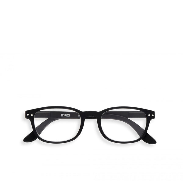 """B"" Black Reading Glasses"