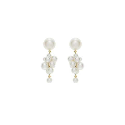 """BOTTICELLI"" FRESHWATER PEARL EARRINGS"