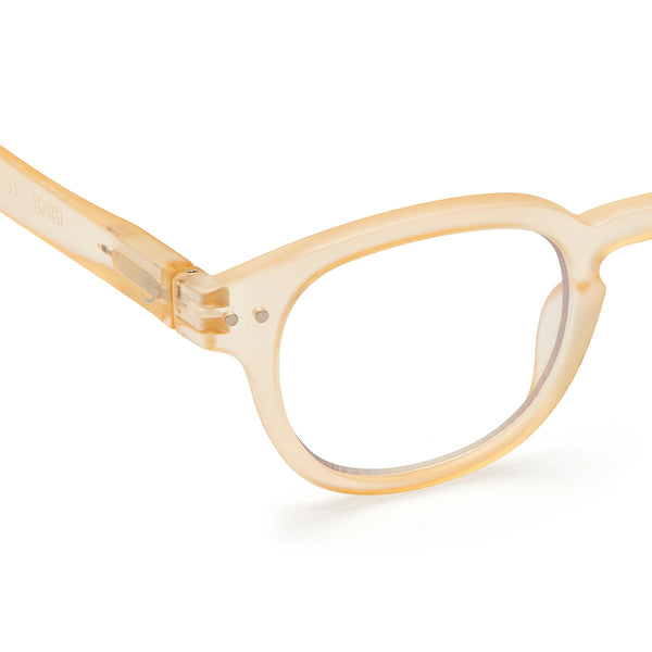 """C"" Fool's Gold Reading Glasses"