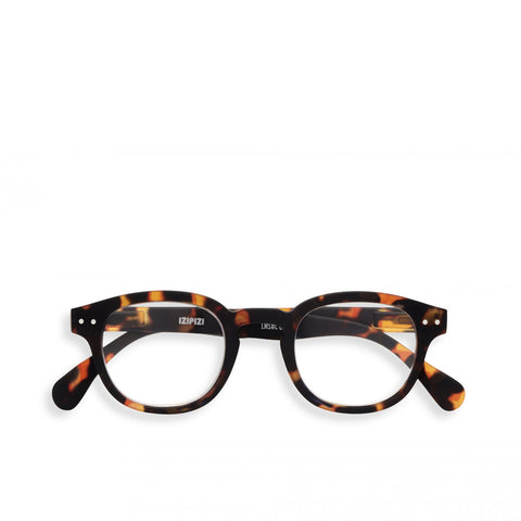 """C"" Tortoise Reading Glasses"