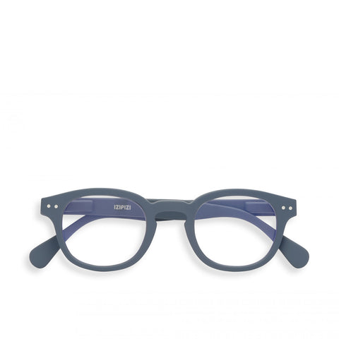 """C"" Grey SCREEN Reading Glasses"