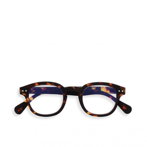 """C"" Tortoise SCREEN Reading Glasses"
