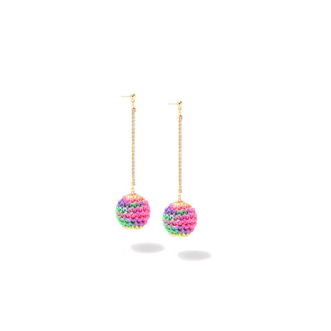 """Catch the Rainbow"" Earrings"