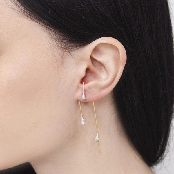 """Connection"" Earring Backing"